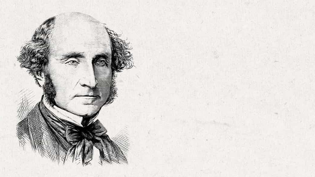 John Stuart Mill flipped