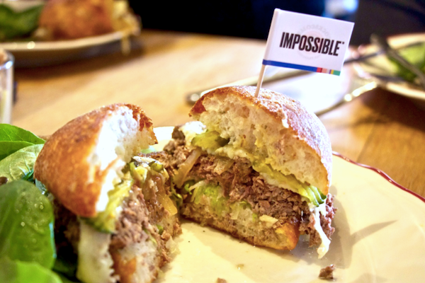 Impossible Burger Main