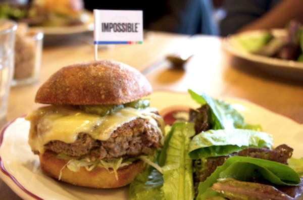 Impossible Burger 1